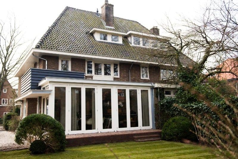 baarn renovatie jaren 30 huis
